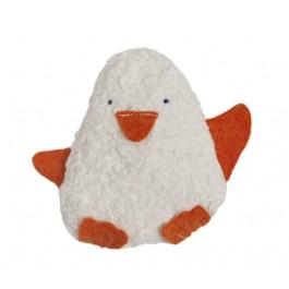 """Rassel Pinguin, kontrolliert biologischer Anbau """" Öko Test"""" Heft 12/2011 mit """" GUT"""" getestet , GOTS zertifiziert, Made in Germany"""