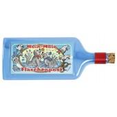 Flaschenpost®, blau, Motiv Moin Moin