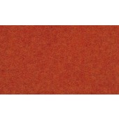 Walkstoff orange meliert