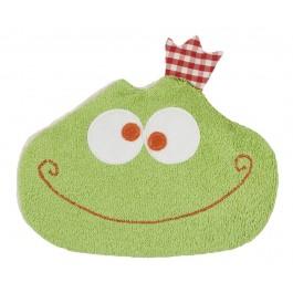 Dinkelkorn-Wärmekissen Frosch, kontrolliert biologischer Anbau (kbA), GOTS zertifiziert, 100 % Made in Germany