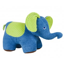 Sitz & Spiel Elefant XXL, kontrolliert biologischer Anbau, 100 % Made in Germany
