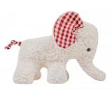 Baby Plüsch Elefant , kontrolliert biologischer Anbau, GOTS zertifiziert, 100 % Made in Germany