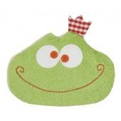 Kirschkern-Wärmekissen Frosch, kontrolliert biologischer Anbau (kbA), GOTS zertifiziert, 100 % Made in Germany