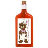 Flaschenpost®, rot, Motiv Herzlichen Glückwunsch