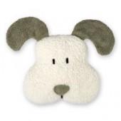 Efie Dinkelkorn-Wärmekissen Hund grau, 100 % Made in Germany
