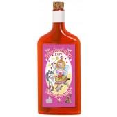 Flaschenpost®, rot, Motiv Kindergeburtstag